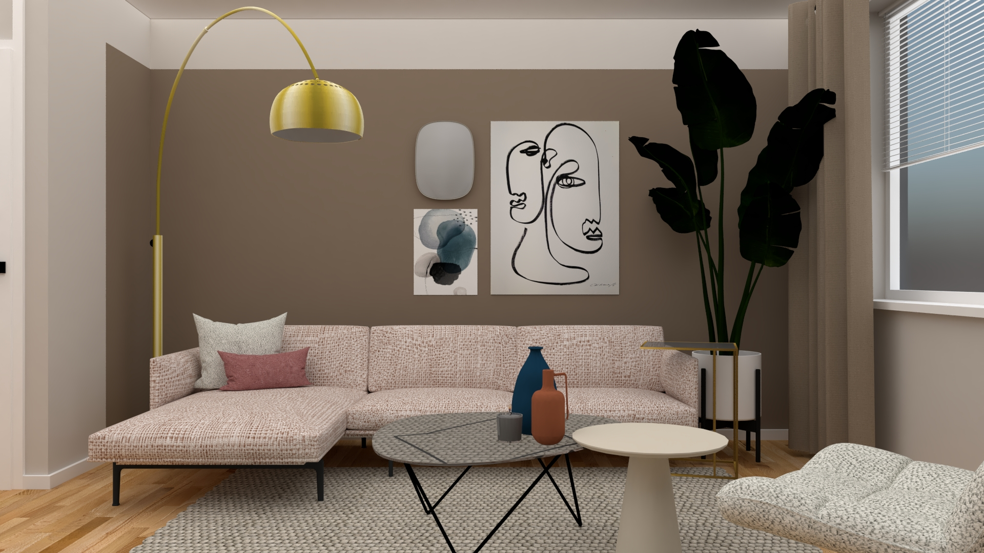 muur mer schilderijen